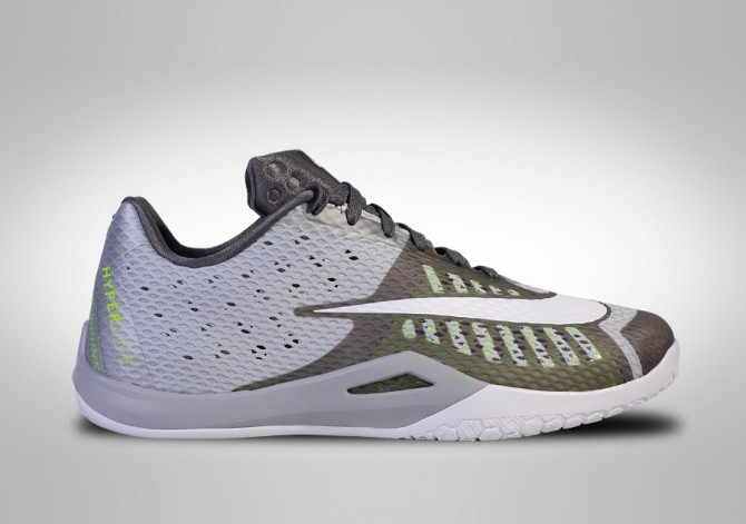 NIKE HYPERLIVE 'TOXIC GREY' PAUL GEORGE