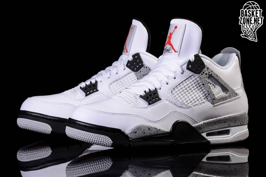 33cf2fb837c06a NIKE AIR JORDAN 4 RETRO OG  WHITE CEMENT  price €345.00