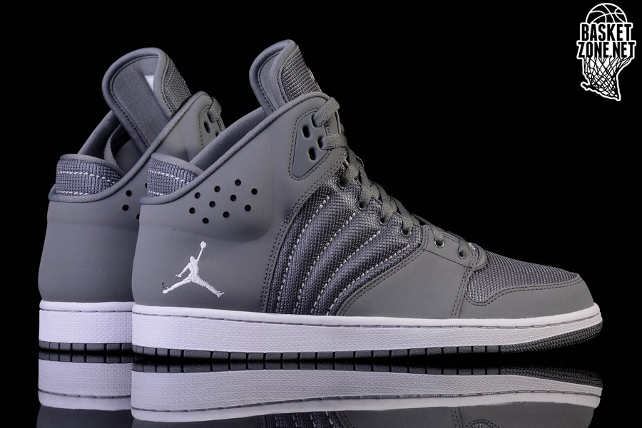 NIKE AIR JORDAN 1 FLIGHT 4 'COOL GREY'