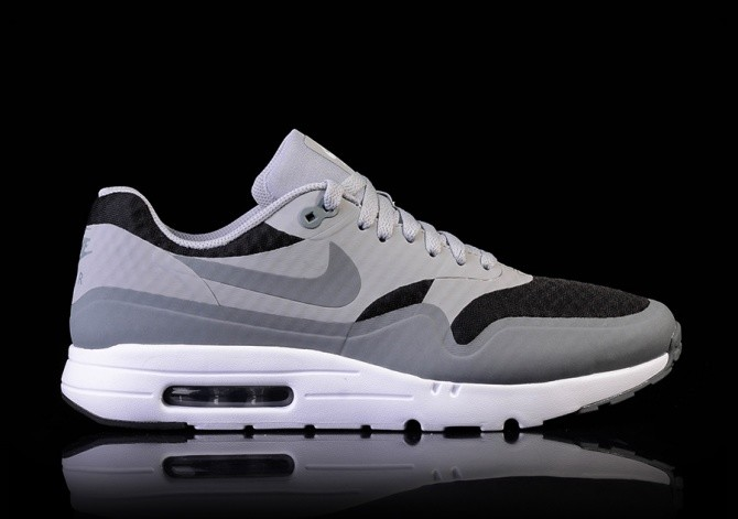 1aa8117669 NIKE AIR MAX 1 ULTRA ESSENTIAL BLACK OR GREY price €117.50 ...