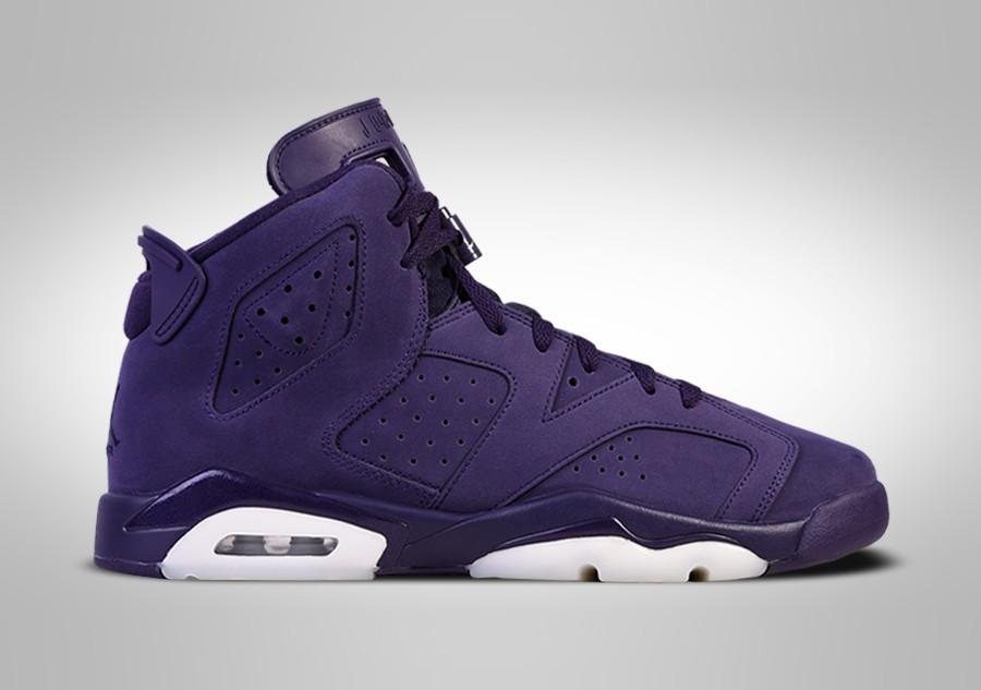 arrives 66abc 74ba3 ... official store nike air jordan 6 retro dark purple gg 0bf93 4eb27