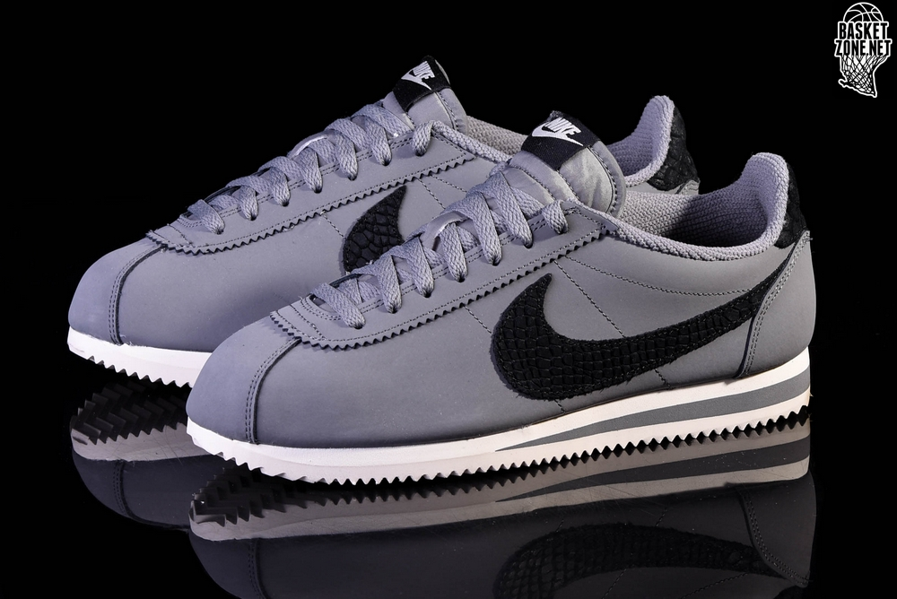 Nike Sail Se Platinum Classic Pure Cool Greyblack Cortez Leather rZCqBr