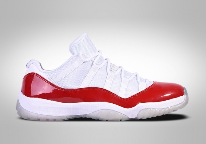 size 40 90f13 92e72 NIKE AIR JORDAN 11 RETRO LOW CHERRY