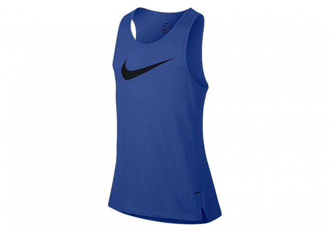 NIKE DRY ELITE BASKETBALL TANK GAME ROYAL