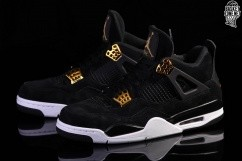 a5bd340e4 NIKE AIR JORDAN 4 RETRO BG ROYALTY price €117.50 | Basketzone.net