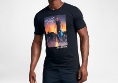NIKE AIR JORDAN MJ MONDAY'S TEE BLACK