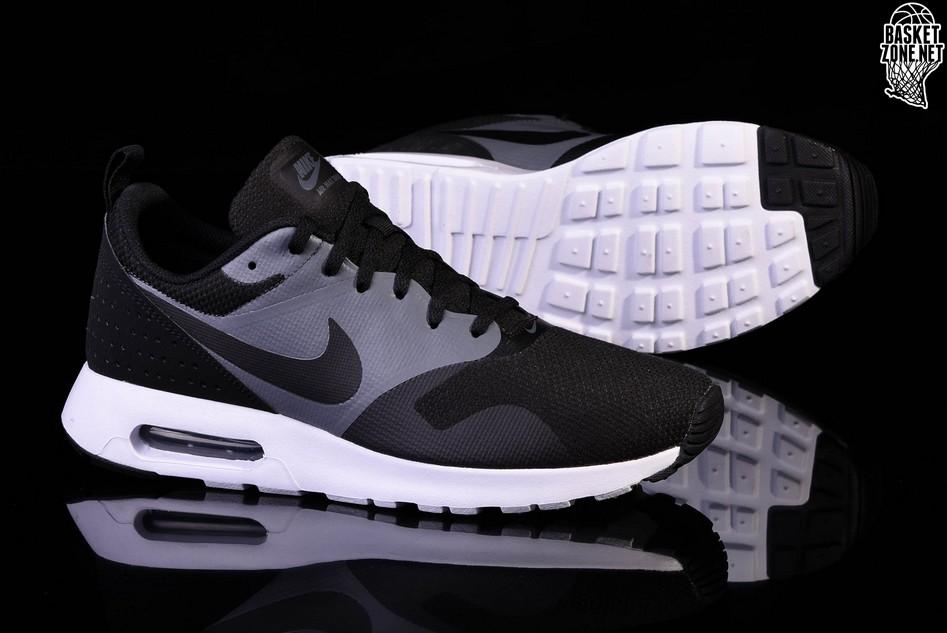 Nike Air Max Tavas PRM Schuhe black bright crimson dark grey