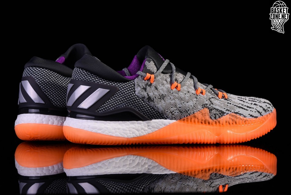 ADIDAS CRAZYLIGHT BOOST LOW 2016 ALL STAR EDITION