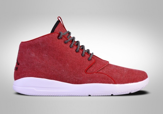NIKE AIR JORDAN ECLIPSE CHUKKA RED