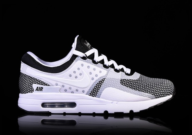 official photos a3bd1 bcdce NIKE AIR MAX ZERO ESSENTIAL OREO