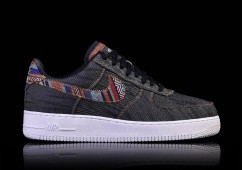 NIKE AIR FORCE 1 '07 LV8 DARK OBSIDIAN