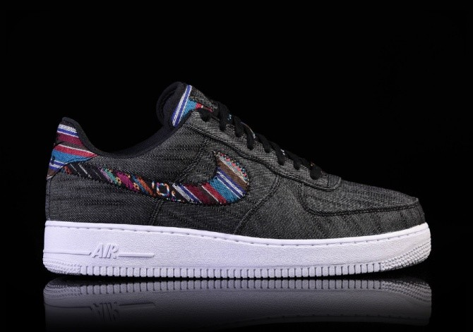 factory price e6d68 a11ab NIKE AIR FORCE 1  07 LV8 AFRO PUNK PACK