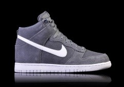 NIKE DUNK HI COOL GREY