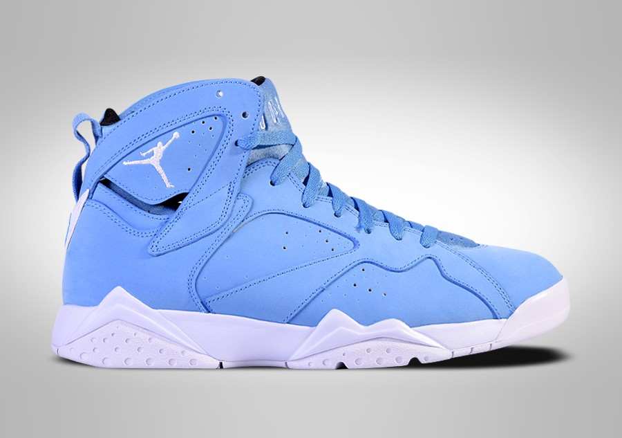 promo code d0086 9fbdc NIKE AIR JORDAN 7 RETRO NORTH CAROLINA BLUE price €185.00 ...
