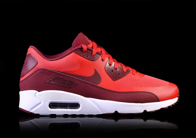 nike air max 90 ultra schwarz red