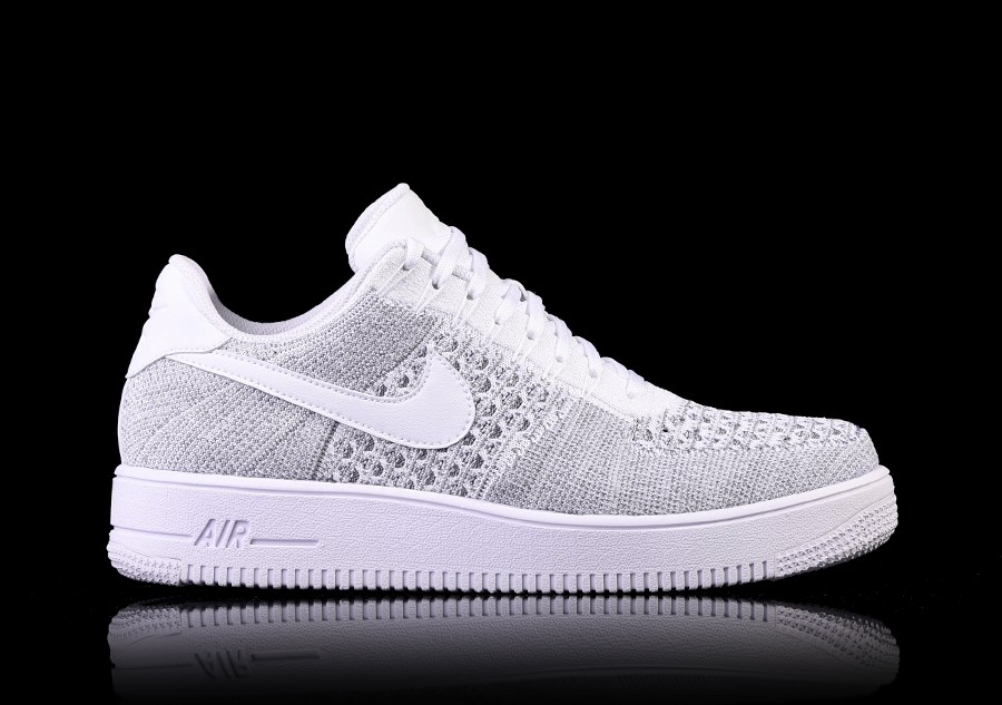 purchase cheap 9c54b 547e7 NIKE AIR FORCE 1 ULTRA FLYKNIT LOW COOL GREY