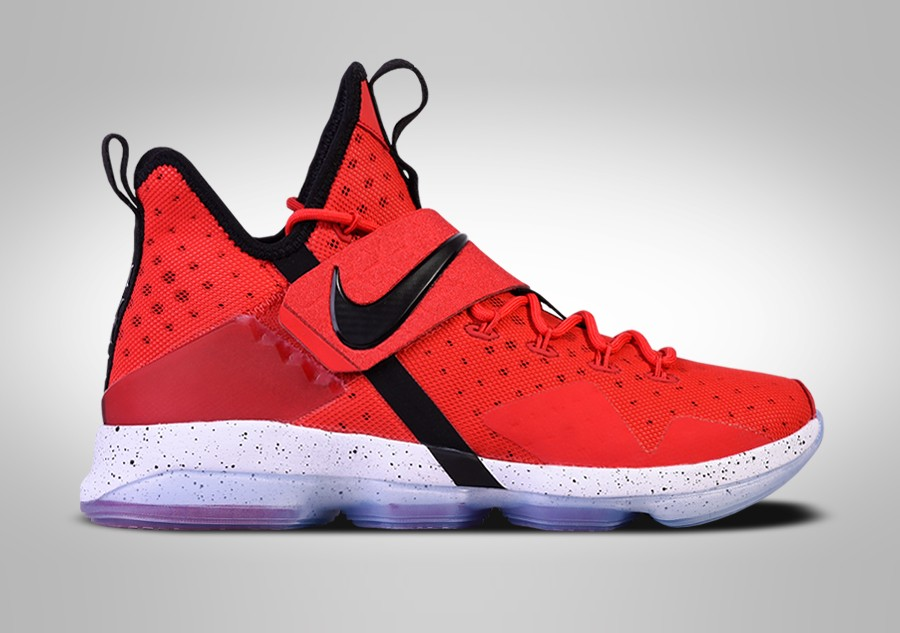 best authentic a8f4b 9177a NIKE LEBRON 14 RED BRICK ROAD price €145.00   Basketzone.net