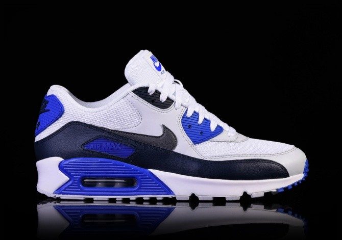 NIKE AIR MAX 90 ESSENTIAL OBSIDIAN 028d52676