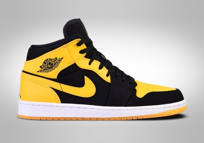detailed pictures e64ed 4a17e NIKE AIR JORDAN 1 RETRO MID NEW LOVE voor €102,50 | Basketzone.net