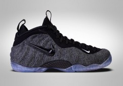 NIKE AIR FOAMPOSITE PRO WOOL FLEECE PENNY HARDAWAY