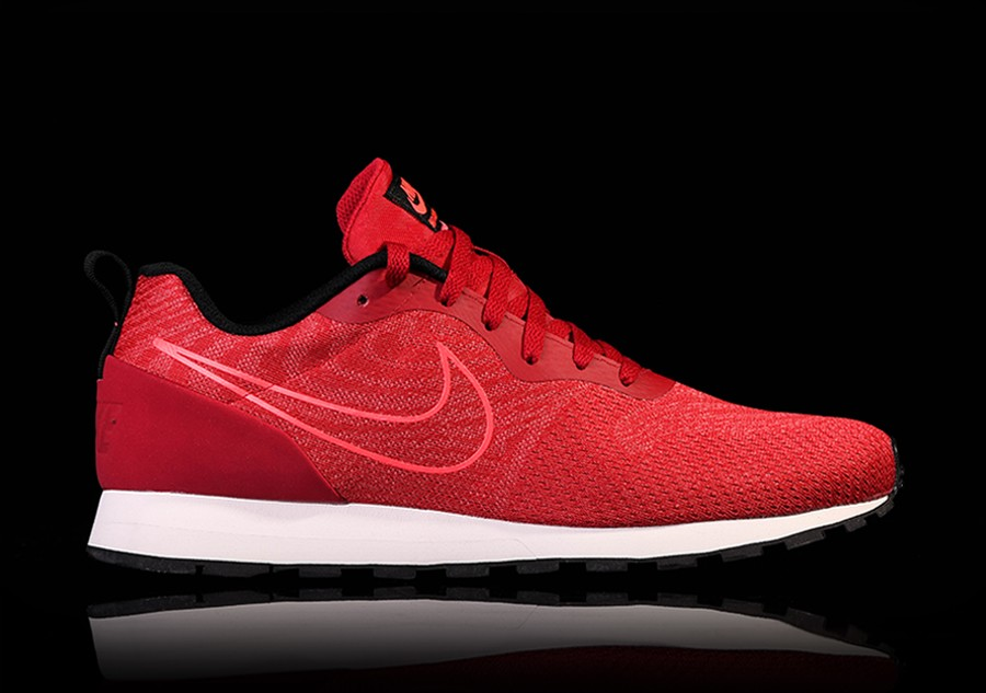 new concept 9bedf 3e756 NIKE MD RUNNER 2 ENG MESH GYM RED