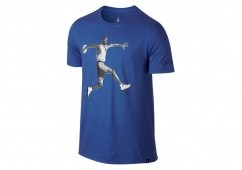 NIKE AIR JORDAN 5 TEE GAME ROYAL