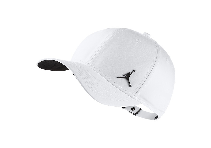 bb66f452 ... coupon code for nike air jordan classic99 metal jumpman hat white f8a31  738e4