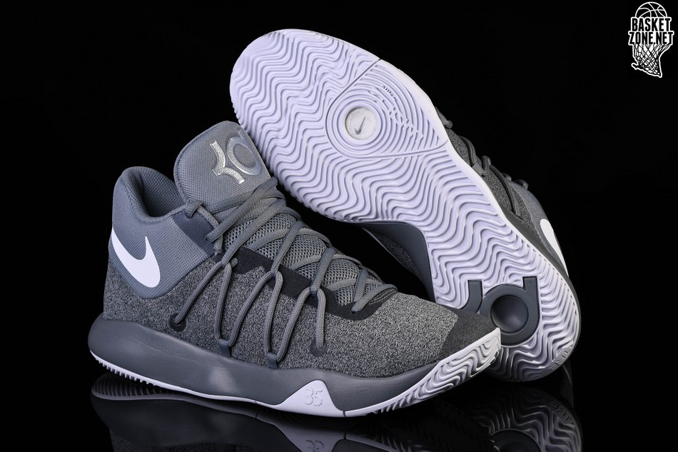 the latest 41210 3ea1f NIKE KD TREY 5 V COOL GREY. 897638-002