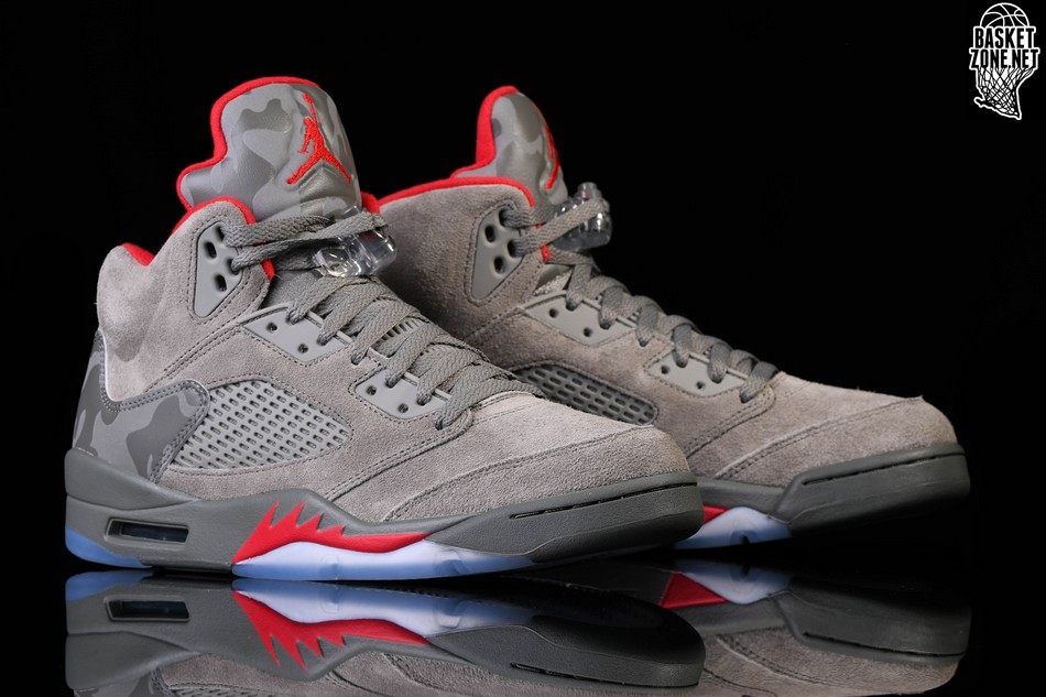 the best attitude 7c73d 1e2e1 NIKE AIR JORDAN 5 RETRO CAMO
