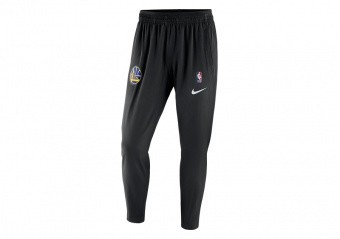 NIKE NBA GOLDEN STATE WARRIORS PANT SHOWTIME BLACK