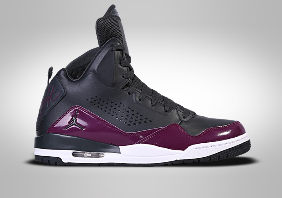 8de40d8c30b9a NIKE AIR JORDAN SC-3 BLACK PURPLE price €99.00