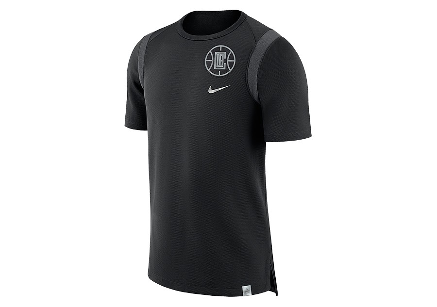 buy online 57318 08a4b NIKE NBA LA CLIPPERS TOP BLACK ANTHRACITE price €27.50 ...
