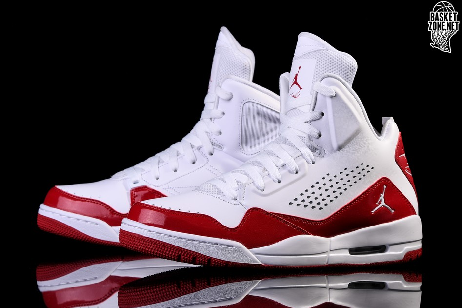 the latest 99411 537d9 NIKE AIR JORDAN SC-3 WHITE FIRE RED