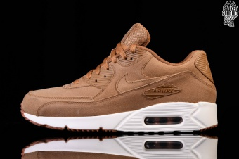 88cb3f73286 NIKE AIR MAX 90 ULTRA 2.0 LEATHER FLAX price €115.00
