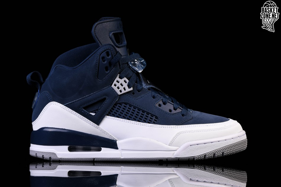 c9b53a2c4061 NIKE AIR JORDAN SPIZIKE WHITE MIDNIGHT NAVY price €135.00 ...
