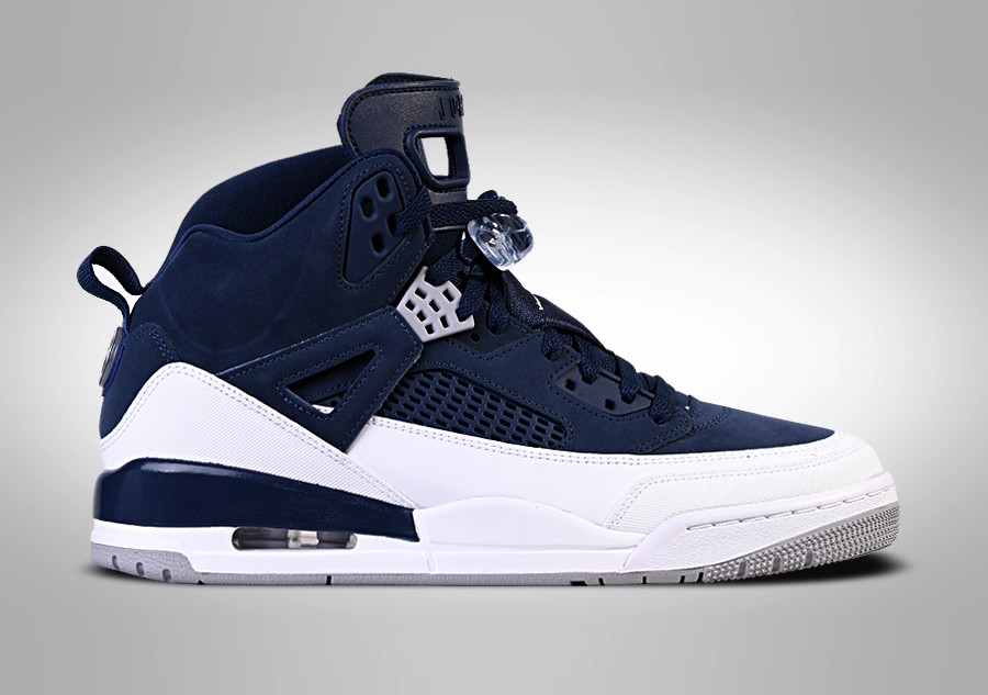 newest 0be1c 21089 NIKE AIR JORDAN SPIZIKE BG MIDNIGHT NAVY