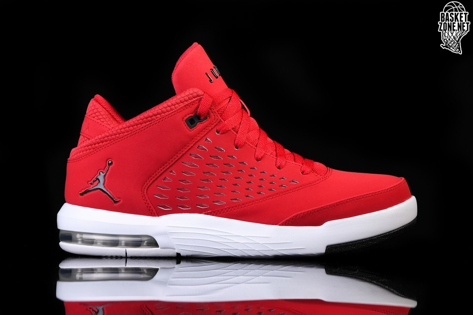 nike air jordan flight origin 4 rouge
