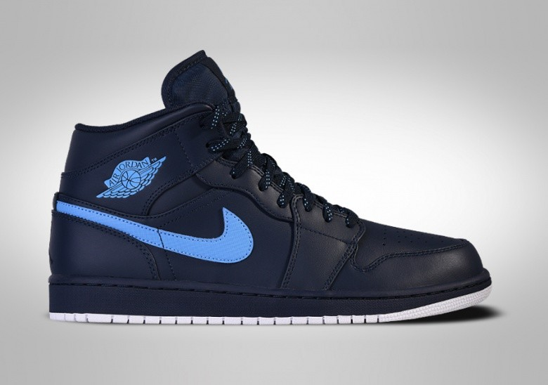 9a94bb22209d NIKE AIR JORDAN 1 RETRO MID OBSIDIAN price €99.00