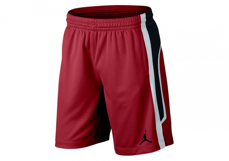 0f2099672b0 NIKE AIR JORDAN FLIGHT BASKETBALL SHORTS GYM RED por €42,50 ...