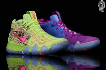 sale retailer 2af94 3435c NIKE KYRIE 4 CONFETTI LIMITED EDITION price €275.00 ...