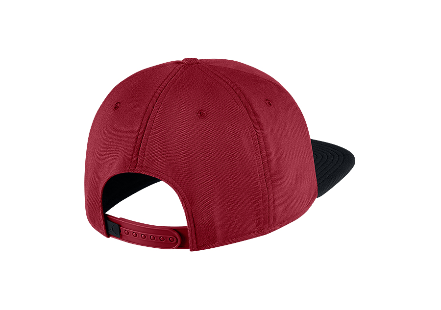 san francisco 2bafb 885c6 ... clearance nike air jordan jumpman snapback hat gym red black 19023 7d00d