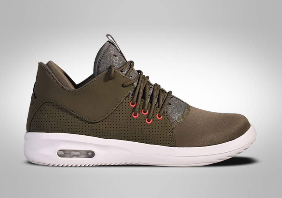 420f91ea28 NIKE AIR JORDAN FIRST CLASS OLIVE price €95.00 | Basketzone.net