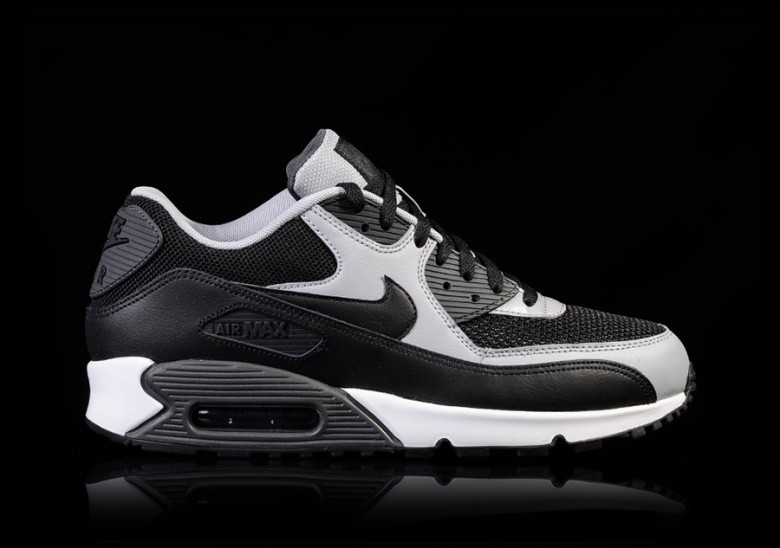 check out 37711 00f8a NIKE AIR MAX 90 ESSENTIAL GREY-ANTHRACITE