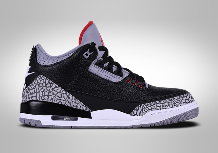 e83c95afb4161 NIKE AIR JORDAN 3 RETRO BLACK CEMENT price €232.50