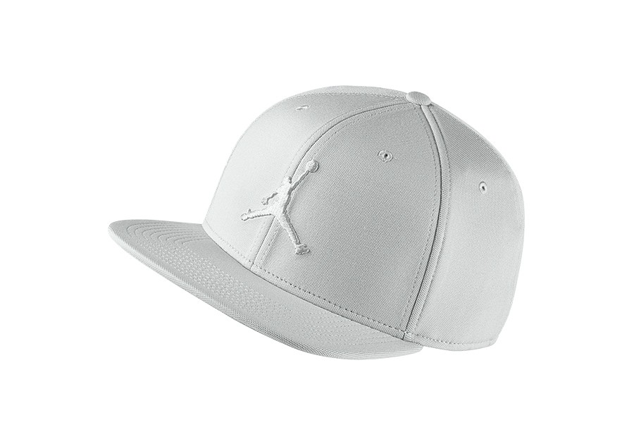 06a001caf3c NIKE AIR JORDAN JUMPMAN SNAPBACK HAT SUMMIT WHITE price €25.00 ...