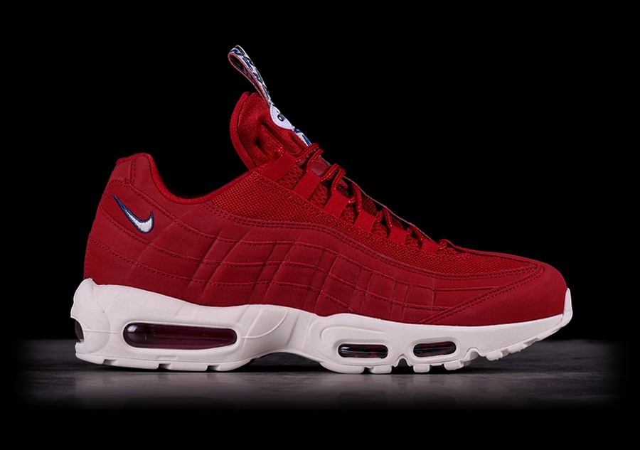 new product 9fea9 09471 NIKE AIR MAX 95 TT GYM RED price €139.00  Basketzone.net