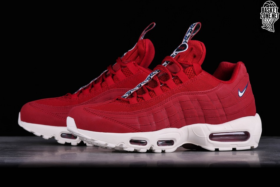 new product 9d4ea 1e292 NIKE AIR MAX 95 TT GYM RED voor €139,00 | Basketzone.net