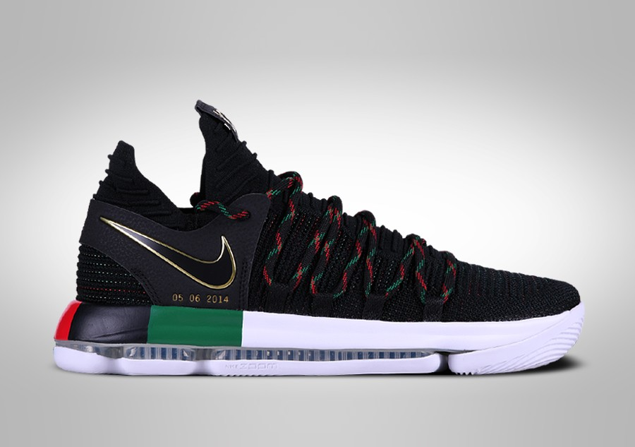 the latest ac19d 3be18 NIKE ZOOM KD 10 BHM LIMITED price €145.00   Basketzone.net