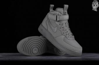 40 42 oliv grau AH6770 001 Herren Sneakers Nike Air Force 1