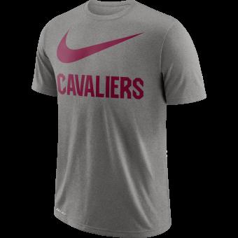 NIKE NBA CLEVELAND CAVALIERS DRY TEE SWOOSH DK